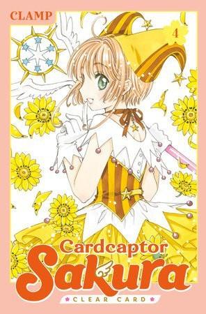 Card captor Sakura Clear card (EN) T.04   9781632366191