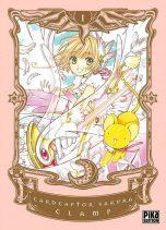 Card Captor Sakura - Edition deluxe - T.01 | 9782811625771