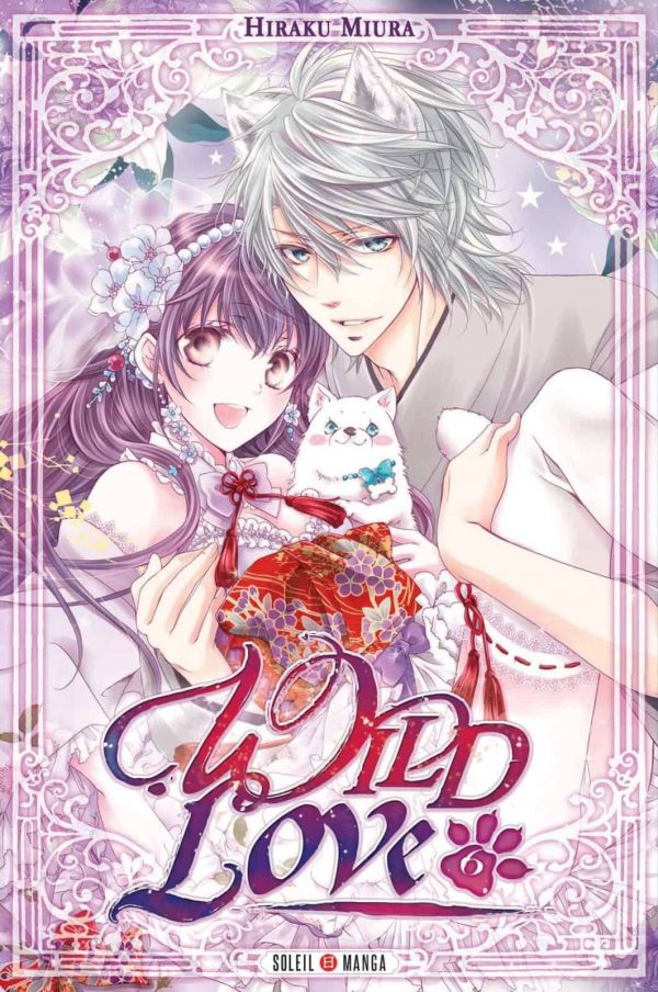 Wild love - T.06 | 9782302064188