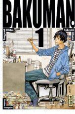Bakuman - T.01 | 9782505008262