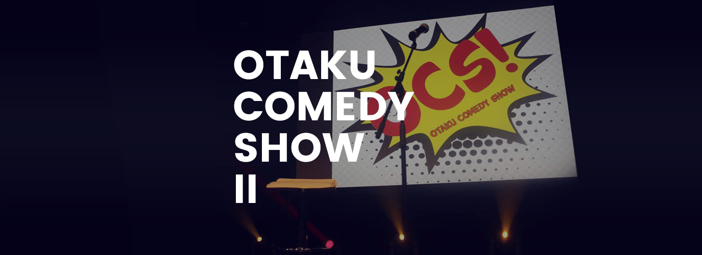 Otaku Comedy Show #4: 90's Anime Edition