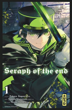 Seraph of the End - T.01   9782505062844