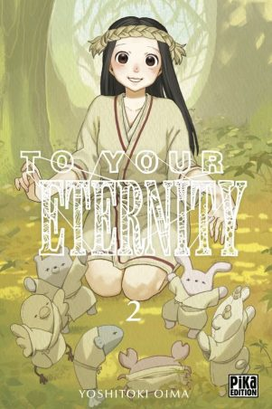 To your eternity - T.02   9782811635794