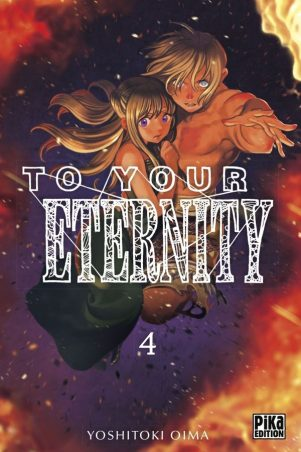 To your eternity - T.04   9782811638160