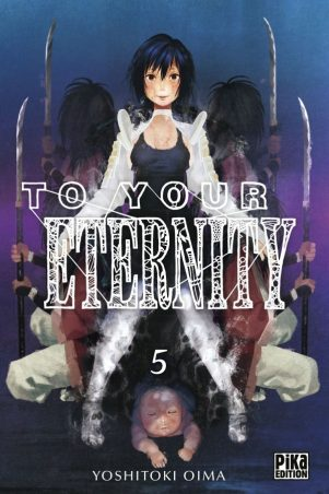 To your eternity - T.05   9782811638221