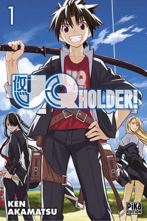 UQ Holder - T.01 | 9782811616045