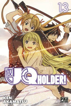 UQ Holder - T.13 | 9782811633318