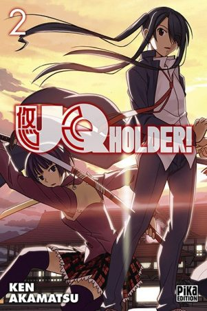 UQ Holder - T.02 | 9782811616052
