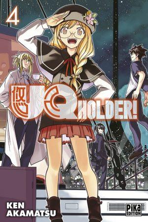 UQ Holder - T.04 | 9782811618414