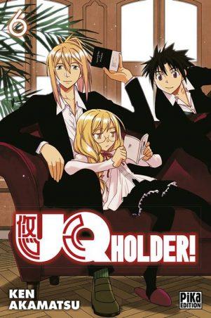 UQ Holder - T.06 | 9782811625467