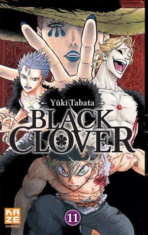 Black Clover - T.11   9782820332110