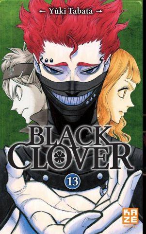 Black Clover - T.13   9782820332479