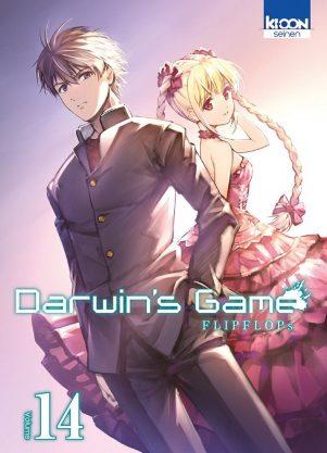 Darwin's Game - T.14   9791032702666