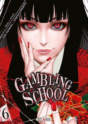 Gambling School - T.06 | 9782302069916