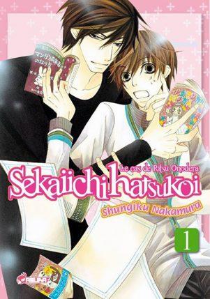 Sekaiichi Hatsukoi - T.01   9782820317971