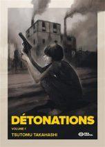 Détonations - T.01   9782811638795