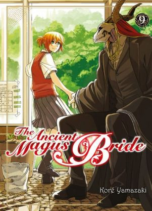 The Ancient Magus Bride - T.09   9782372873802