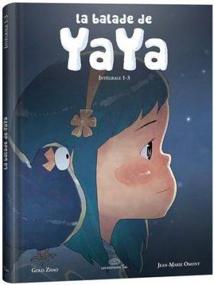Balade de Yaya (La) - Édition Deluxe - T.01   9782359660852