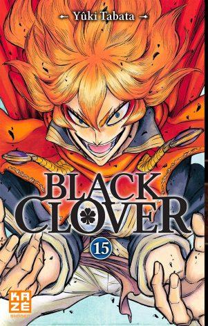 Black Clover - T.15   9782820332929