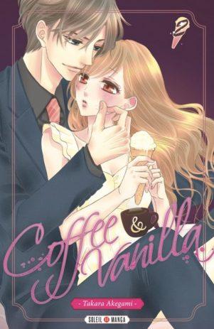 Coffee & Vanilla - T.01 | 9782302064812