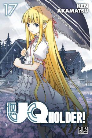 UQ Holder - T.17 | 9782811643997