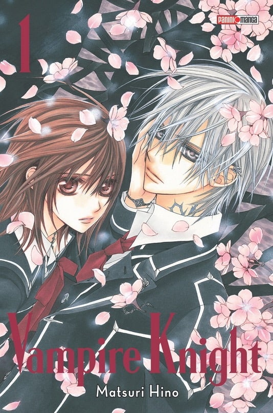 Vampire Knight - Édition double - T.01 | 9782809455908