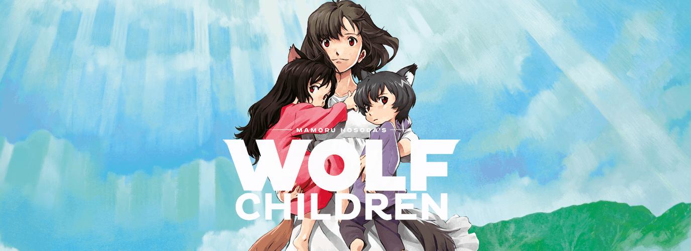 Ciné: Les Enfants Loups, Ame & Yuki