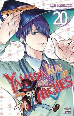 Yamada-Kun and the 7 Witches - .01   9782756095394