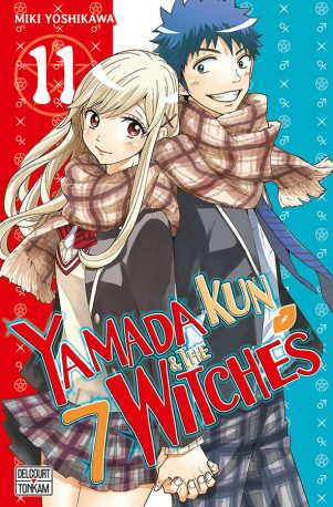 Yamada-Kun and the 7 Witches - .01   9782756086743