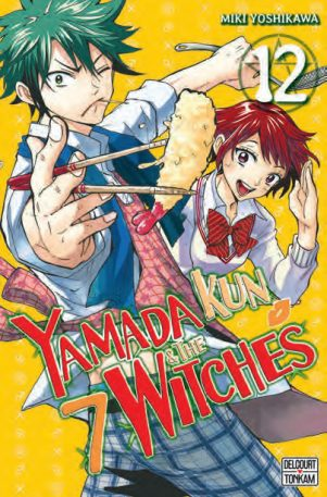 Yamada-Kun and the 7 Witches - .01   9782756086750