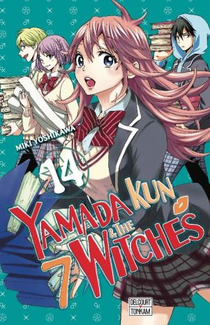 Yamada-Kun and the 7 Witches - .01   9782756095332