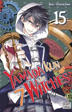 Yamada-Kun and the 7 Witches - .01   9782756095349