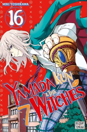 Yamada-Kun and the 7 Witches - .01   9782756095356