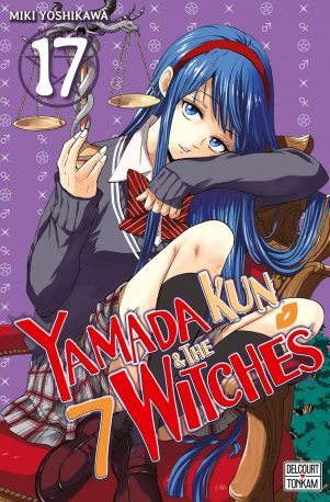 Yamada-Kun and the 7 Witches - .01   9782756095363