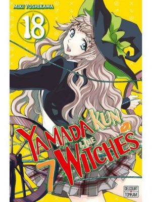 Yamada-Kun and the 7 Witches - .01   9782756095370