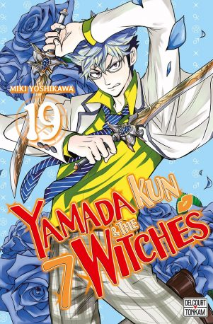 Yamada-Kun and the 7 Witches - .01   9782756095387
