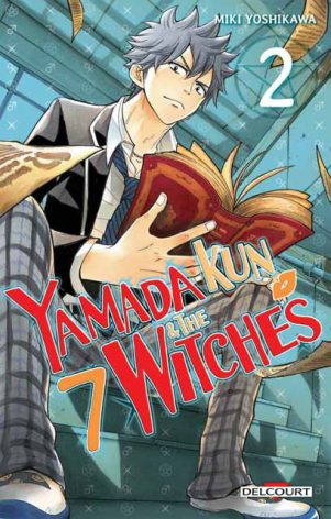 Yamada-Kun and the 7 Witches - .01   9782756071688