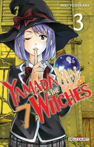 Yamada-Kun and the 7 Witches - .01   9782756071695