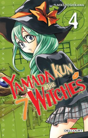 Yamada-Kun and the 7 Witches - .01   9782756074818