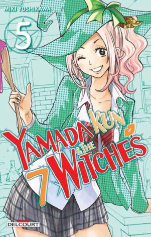 Yamada-Kun and the 7 Witches - .01   9782756076539