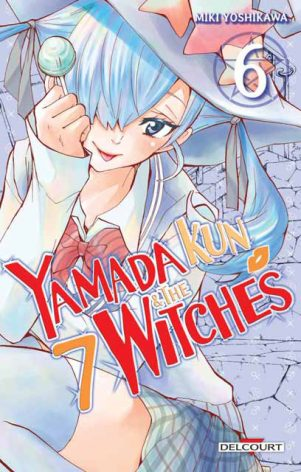 Yamada-Kun and the 7 Witches - .01   9782756076546