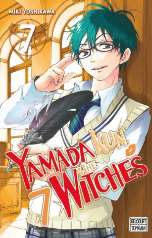 Yamada-Kun and the 7 Witches - .01   9782756080062