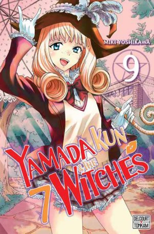 Yamada-Kun and the 7 Witches - .01   9782756080444