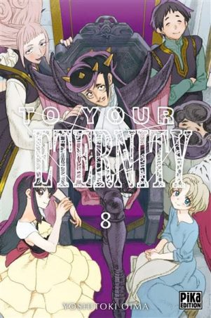 To your eternity - T.08   9782811645656