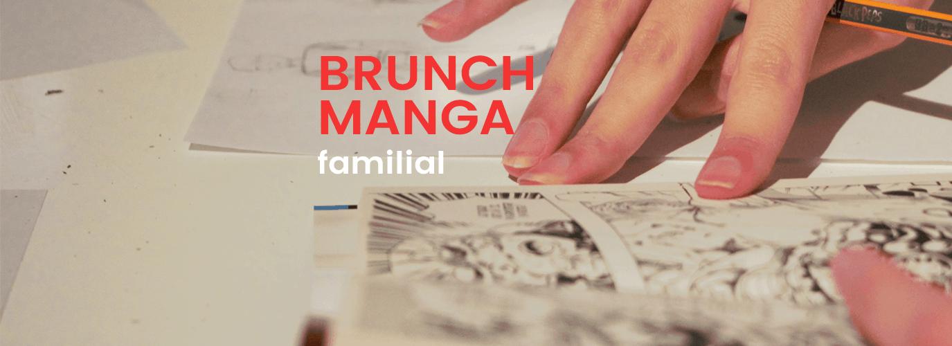 Activité familiale : Brunch Manga O-Taku