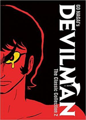 Devilman - The classic collection (EN) T.02   9781626928954