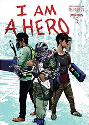 I am a hero (EN) - Omnibus T.05   9781506703503
