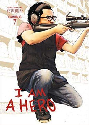 I am a hero (EN) - Omnibus T.07   9781506707020
