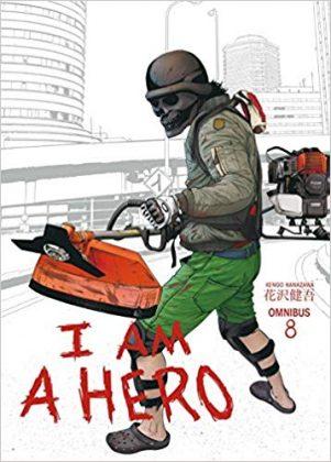 I am a hero (EN) - Omnibus T.08   9781506707501