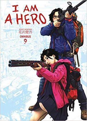 I am a hero (EN) - Omnibus T.09   9781506708300